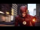 The Flash vs Samuroid -The Flash 4x01