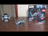 Air Hogs - Star Wars TIE Fighter Drone - Review and Flight