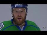 КХЛ (Континентальная хоккейная лига) - Моменты из матчей КХЛ сезона 16/17 - Гол. 3:1. Умарк Линус (С