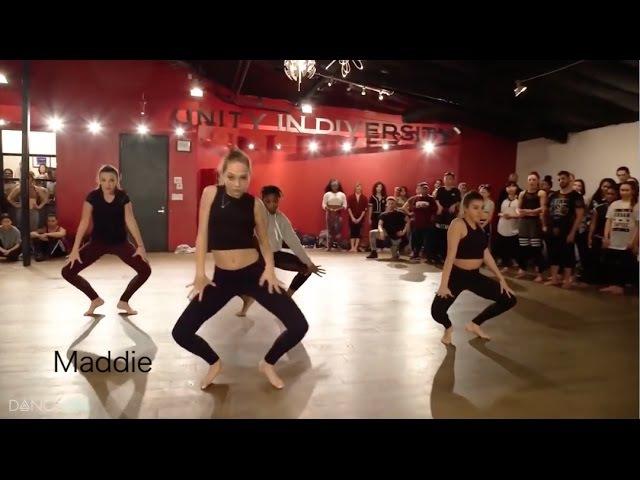 Mackenzie Ziegler vs Maddie Ziegler Dance Battle 01