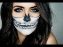 Halloween Skull Nadine Mayerhofer