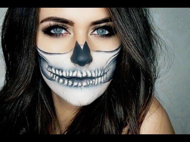 Halloween Skull Nadine Mayerhofer смотреть онлайн без регистрации