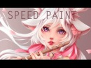 Commission Speed paint Paint tool sai Lulybot