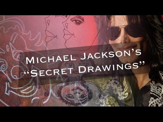 Michael Jackson's 'secret drawings' reveal possible MK Ultra mind control