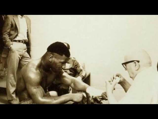 Iron Mike Tyson and Cus D'Amato Emotional