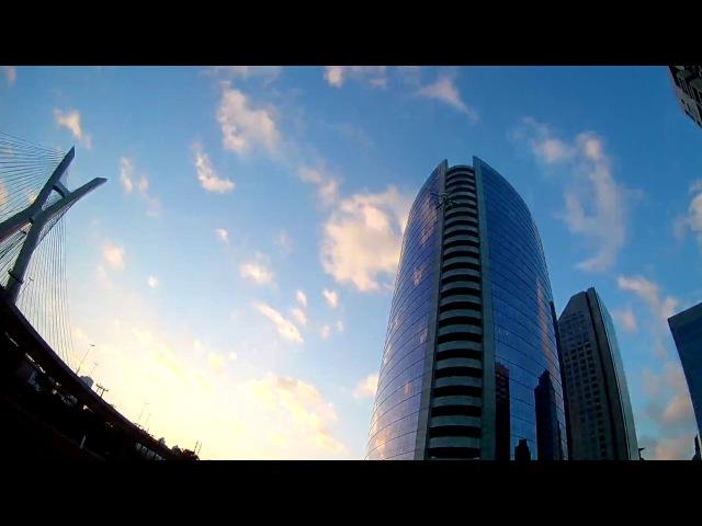 Mi Xiaomi Drone- São Paulo Brasil Cable-Stayed Bridge P 1