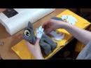 Шитье  МК  Мягкая игрушка  Мой маленький пони