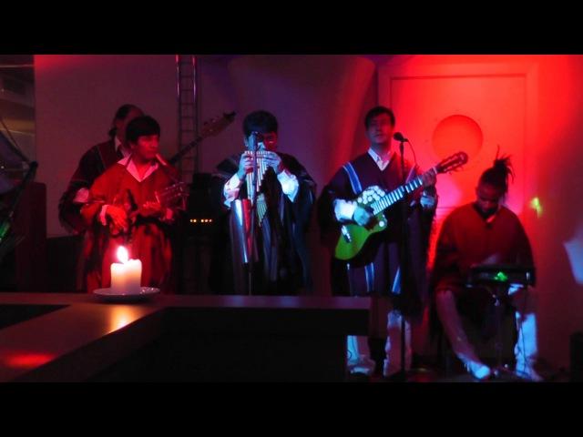 Перуанская группа Андино (Перу, Боливия)