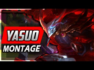Yasuo Montage 21 - Best Pro Outplays Compilation | League of Legends