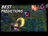League Best Plays #75 - Best Ult Predictions Triple Kill (League of Legends)