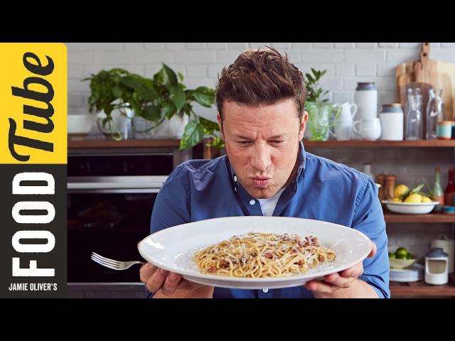 Classic Carbonara | Jamie Oliver