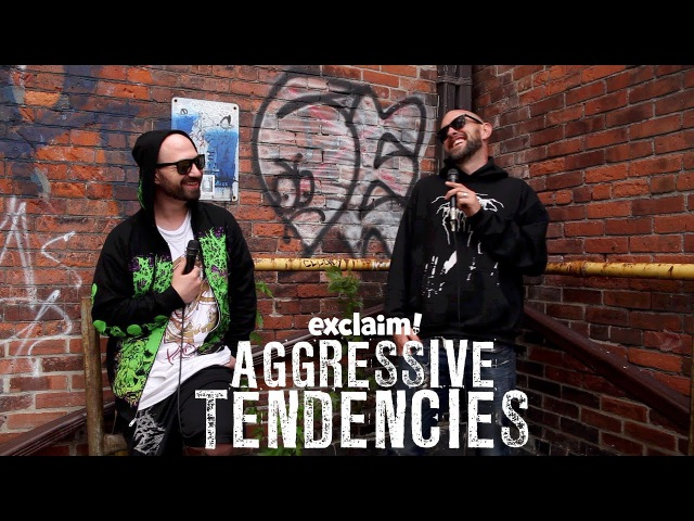 Archspire and Psycroptic vocalists talk tech death's failures and favourites | Aggressive Tendencies
