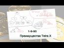 1-9-90 Преимущества Tetra X