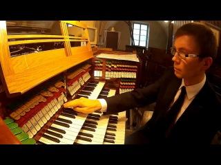 Timur Khaliullin - Improvisation: Finland, Kouvola, Kuusankoski Church
