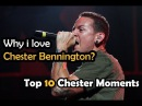 Why i love Chester Bennington (tribute to chester and linkin park)
