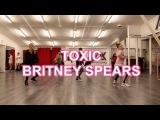 TOXIC - Britney Spears - STREET JAZZ choreo by Delphine LEMAITRE