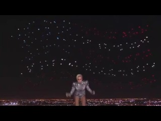 Lady Gaga Super Bowl 51 LI Jump
