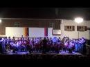Прощание славянки с немцами в Германии