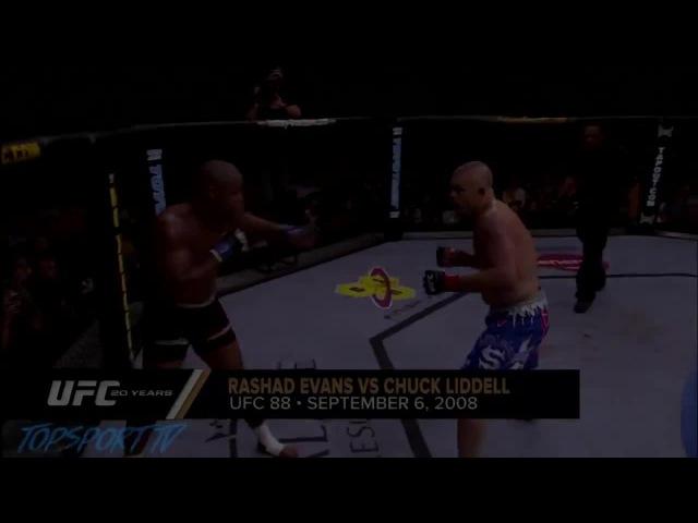 Amazing Rashad Evans knockout| vk.com/nice_ufc