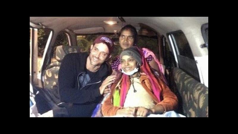 Hrithik Roshan fulfills last wish of his dying fan