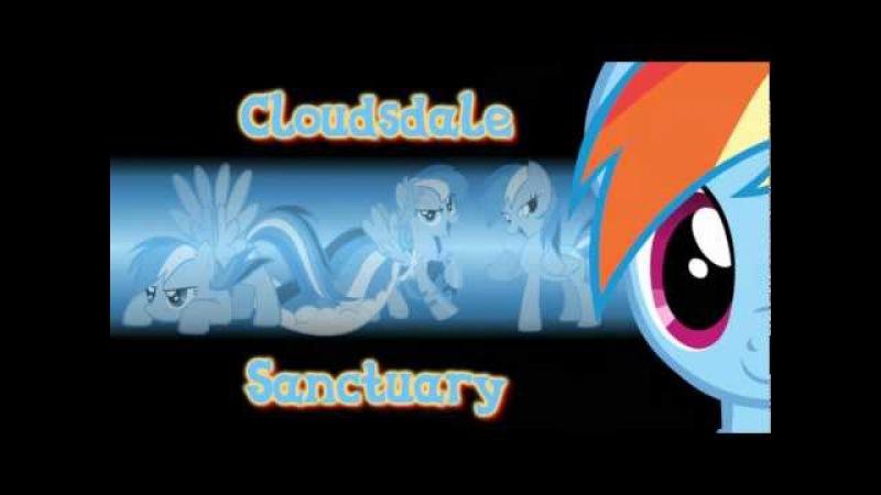 Cloudsdale Sanctuary [MLP FIM x Sonic and Knuckles]