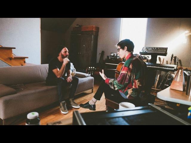 Filous - Goodbye ft. Mat Kearney (Live - Acoustic - Session)