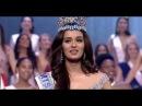 Miss World 2017 (India)  - Crowning Moment of Manushi Chhillar