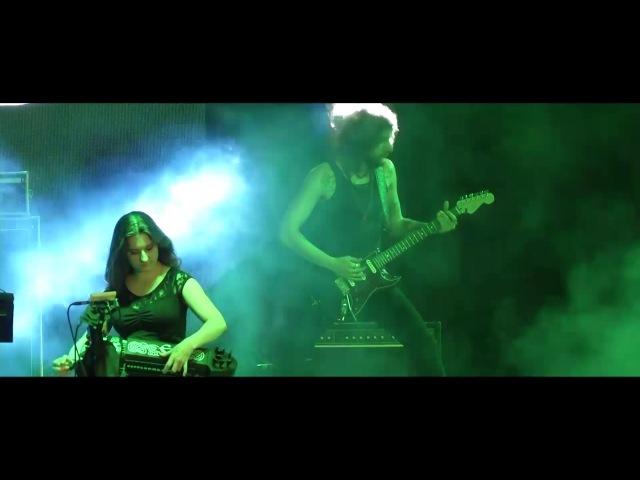 Eluveitie live @ Cognizance 2015, IIT Roorkee