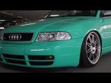 Feature  @FizzNizzy Audi B5 S4