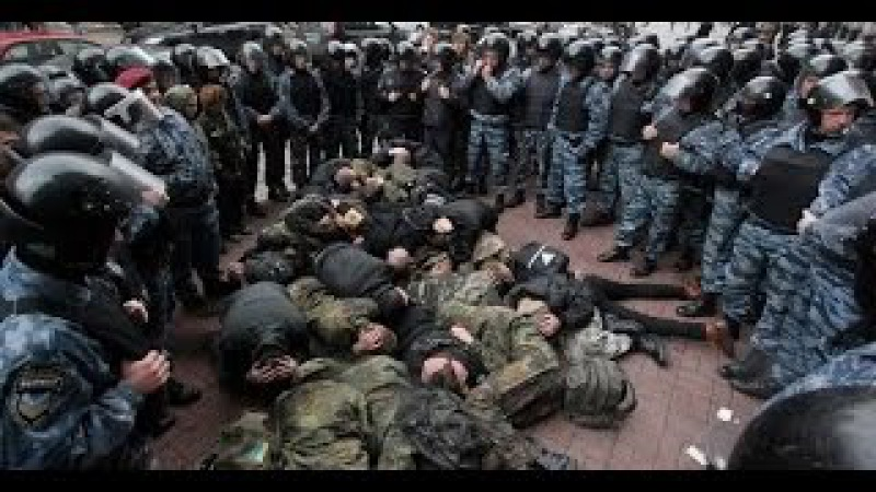 Украинцы бъют фашистов! 9 мая 2018 Киев Одесса Харьков фильм НАРОДНАЯ ВОЙНА Украина