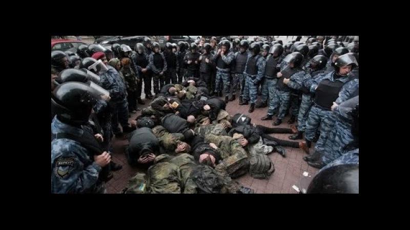 ШОК Украинцы бъют фашистов! 9 мая 2018 Киев Одесса Харьков фильм НАРОДНАЯ ВОЙНА Украина