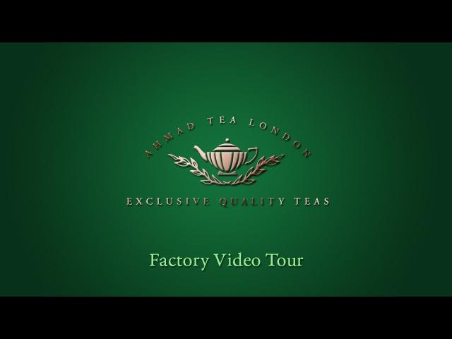 Як створюється чай Ahmad Tea