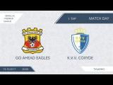 AFL17. Benelux. Group A. Day 1. Go Ahead Eagles - K.V.V. Coxyde