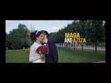 Мага и Азиза 15.08.2017