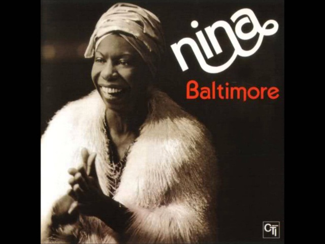 Nina Simone - Baltimore - 07 That's All I Want From You