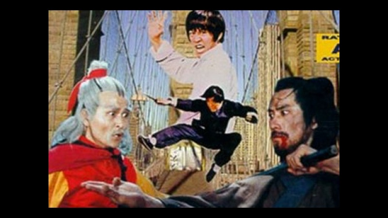 Семь звезд великого богомола (боевик кунг-фу 1983 год)