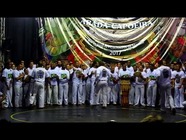 XI Jogos Mundiais Abadá Capoeira 2017 - Semifinais Categoria A Gunga