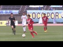 J-League-2-2017. 1 тур. Роассо Кумамото - Каматамаре