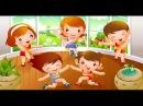 """Спорт для детей. Танец """"Арам - зам - зам"""". Игры, Дети, Спорт, Разминка"""