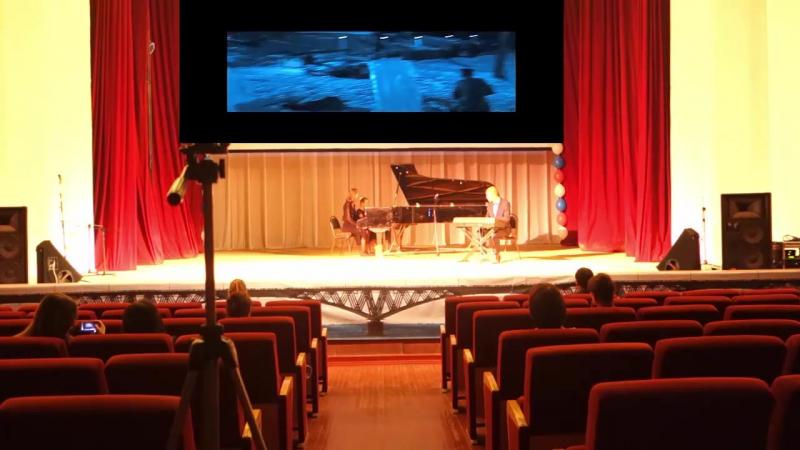 Фантазия Адмирал на конкурсе Город Кино