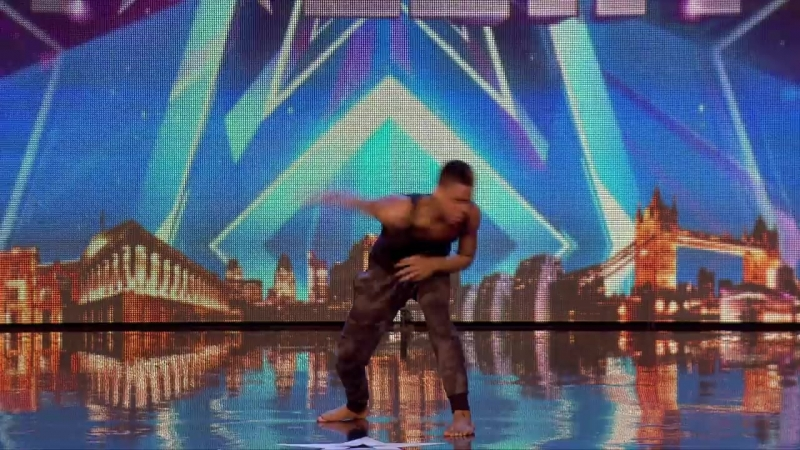 Will the Judges bend over backwards for Bonetics _ Britains Got Talent 2015