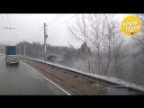 Погода в Крыму (Ангарский перевал Алушта)