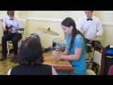 Дербенко Токката в стиле арт-рок. исполняет анс. Сувенир г. Минск рук. Юлия Нежевец