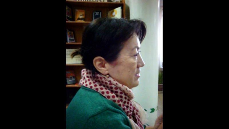 Ыбырай Алтынсарин атындағы орталық кітапханасы