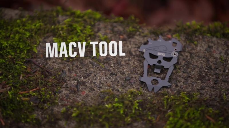 Мультитул MacV Tool от SOG