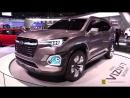 Subaru Viziv 7 SUV Concept -2017 Detroit Auto Show