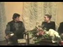 Инна, Глеб и Николай - И.Чурикова, Г. Панфилов и Н. Караченцов в гостях у Дома актера, 1995 г.