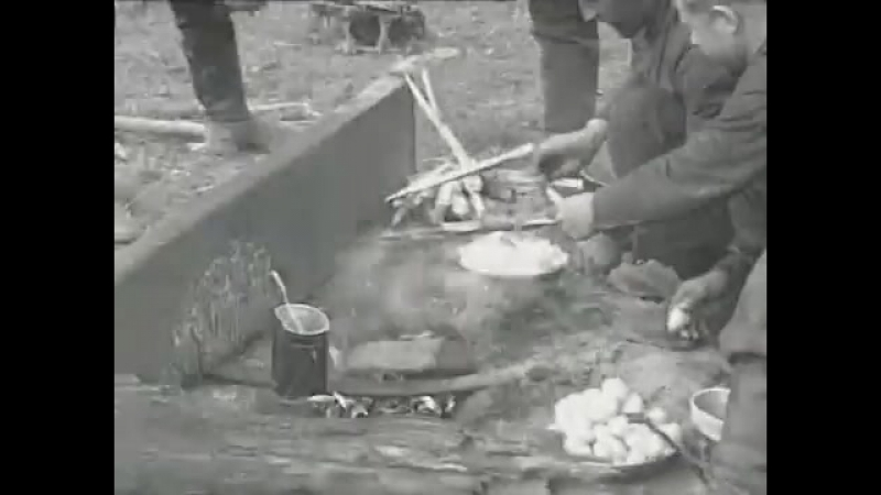 C камерой на Сталинград - Немецкая кинохроника - Вторая мировая война (1941-42)