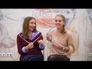 Видеоотзыв о занятии арт - терапии Анны