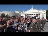 Клип, посвященный присяги курсантов ВУНЦ ВВС ВВА им. Жуковского Н.Е. и Гагарина